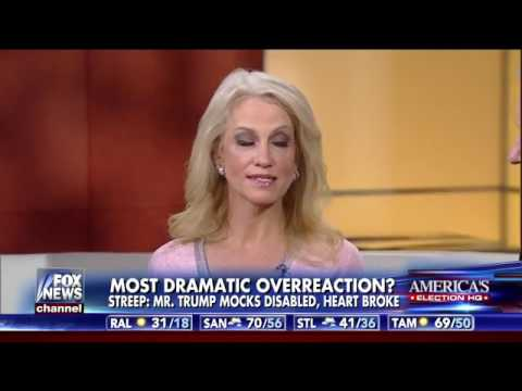 Thumbnail: Kellyanne Conway OWNS Meryl Streep After Trump Smear at Golden Globes