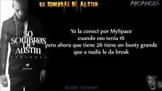 50 Sombras De Austin - Arcangel (Letra) 2015