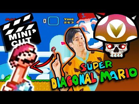 [Vinesauce] Joel - Super Diagonal Mario 2 - The Ultimate Meme Machine Mini-Cut