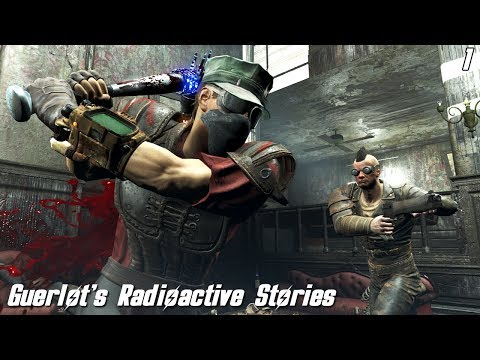 Fallout 4 Quest Mods: Guerlot's Radioactive Stories - Part 1