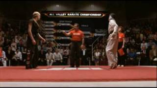 Karate Kid - Last Fight Scene