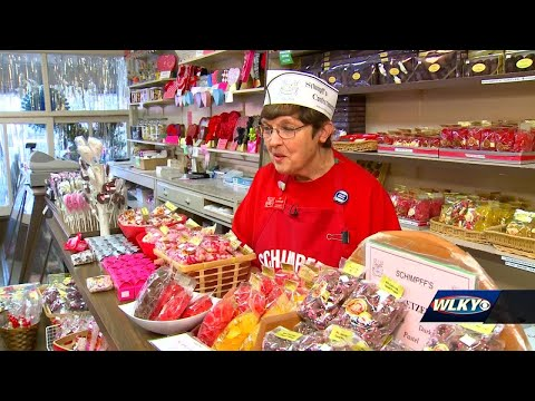 Schimpffs Candy Gets Ready For A Busy Valentine's Day