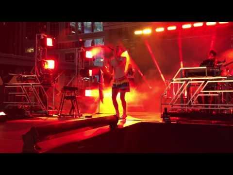 Years & Years - Dirrty (Christina Aguilera cover) - Toronto Pride 2017