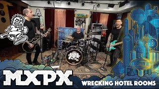 MxPx - Wrecking Hotel Rooms (Between This World and the Next)