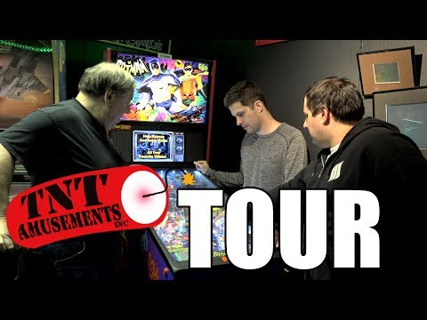 TNT Amusements ARCADE - Mike & Ryan