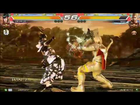 Tekken 7 FR Paul vs Kazumi