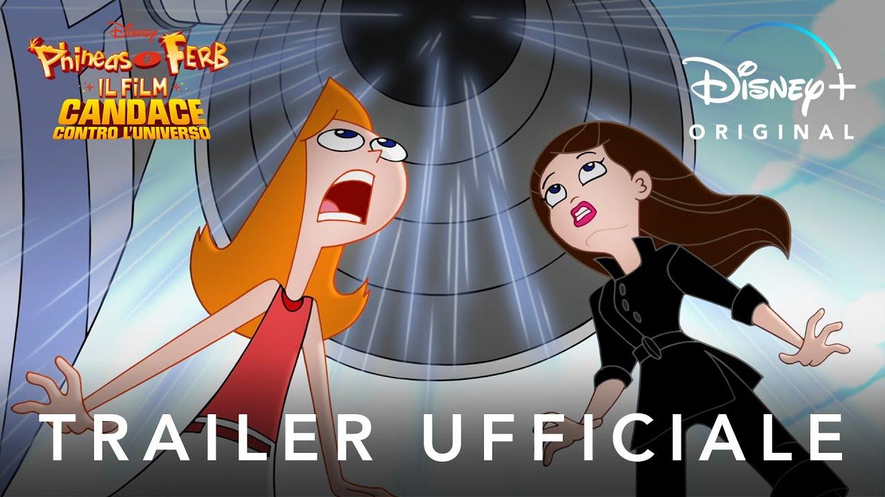 Disney+ | Phineas e Ferb Il Film: Candace Contro L'Universo - In Streaming Dal 28 Agosto