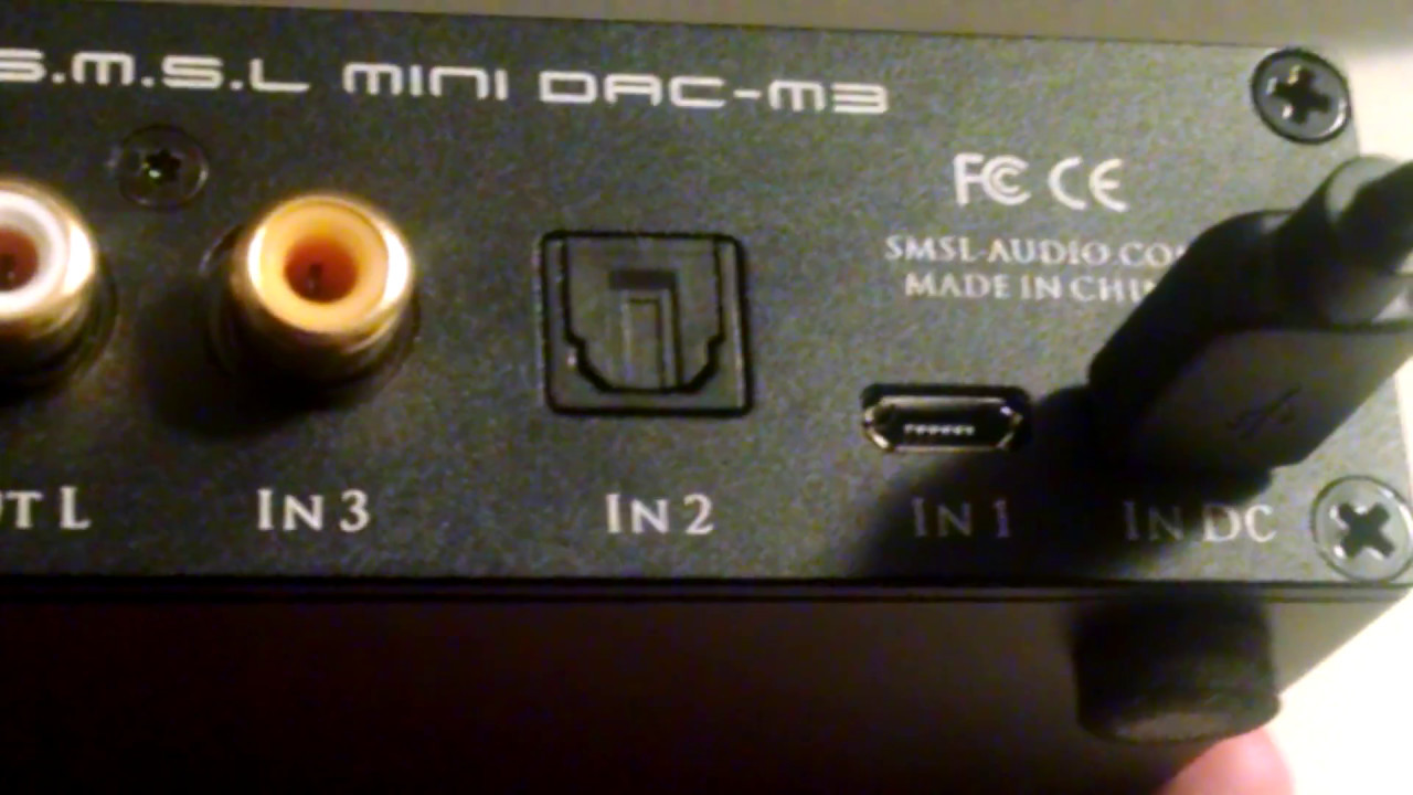 How to Set Up a DAC to PS4