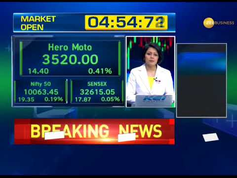 First Trade: Buying seen in Auto stocks; Oil-Gas shares trade well