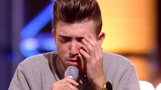 Video Christian Burrows Brings Judges To TEARS Again | Boot Camp | The X Factor UK 2016 download MP3, 3GP, MP4, WEBM, AVI, FLV Juli 2017