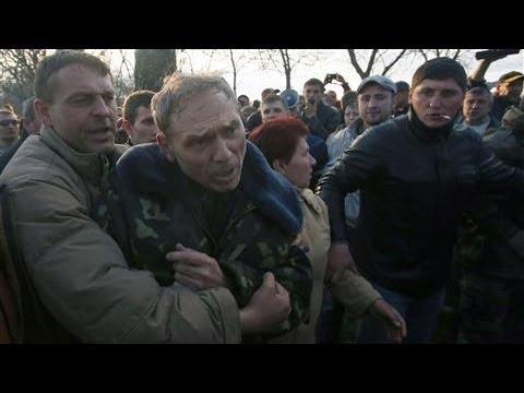 Pro-Russian Protesters Die in Ukraine Port Attack