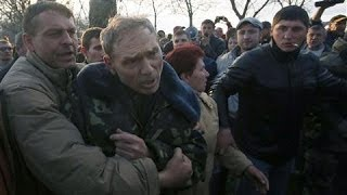 Pro-Russian Protesters Die in Ukraine Port Attack