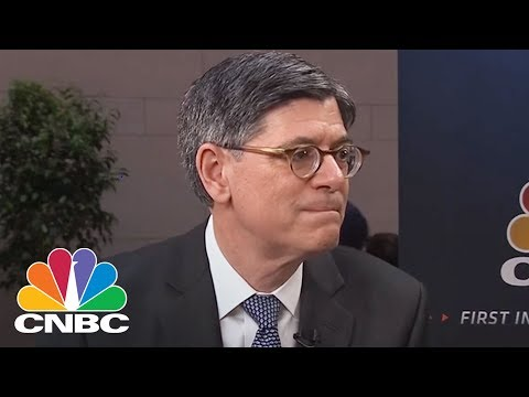 Jack Lew: I Worry If Our Leadership In The World Starts To Erode | CNBC