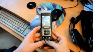 Russian / Soviet national anthem on Samsung cell phone piano