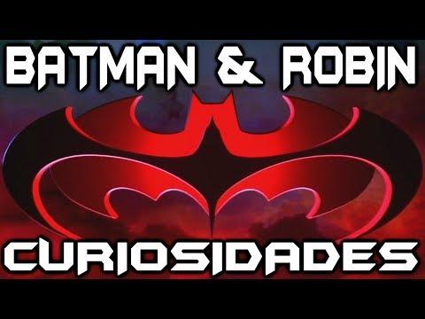 Batman & Robin (1997) - Curiosidades