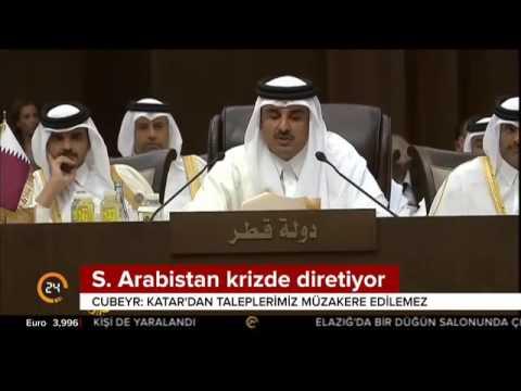 Suudi Arabistan Dışişleri Bakanı Cubeyr'den Katar açıklaması