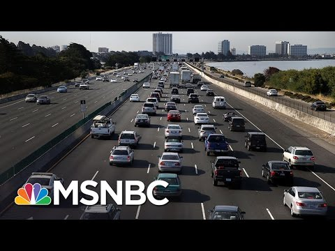 Donald Trump Proposes $1T Infrastructure Plan | MSNBC