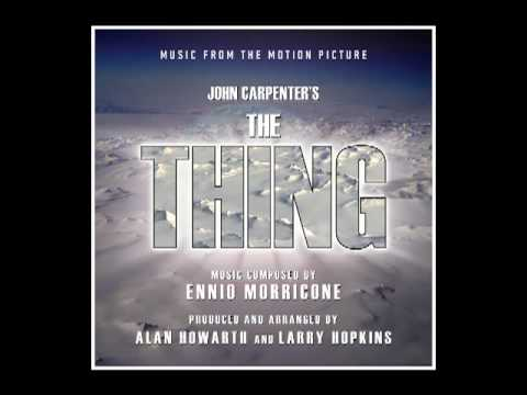 John Carpenter's THE THING - Music by John Carpenter & Alan Howarth