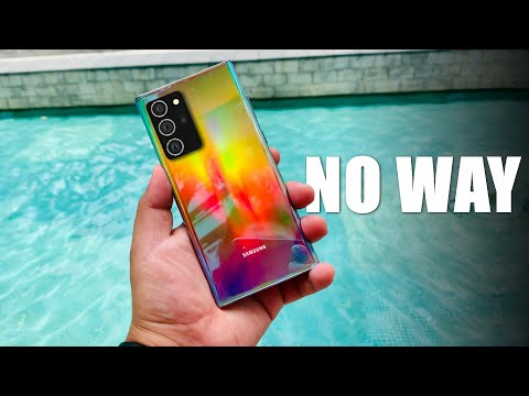 Samsung Galaxy Note 20 - THIS IS SURPRISING from YouTube · Duration:  3 minutes 40 seconds
