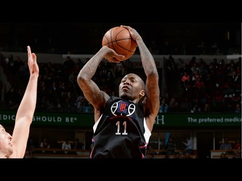 Jamal Crawford Drops 25 Points as Clippers Grab Road Win in Chicago | 03.04.17