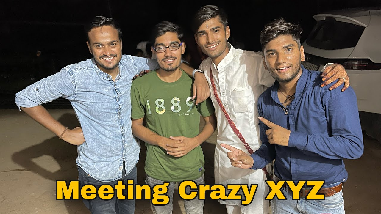 Meri Shadi Ho Gayi - Crazy XYZ With Experiment King - धमाल मच गया 😍