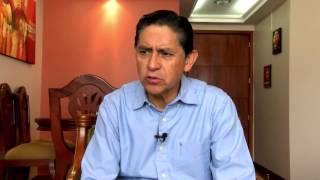 Programa Contigo de Ley 27: Detrás de la curul - Mauro Andino
