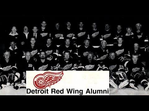 19950205 Detroit Red Wings Alumni vs. Westland Coaches