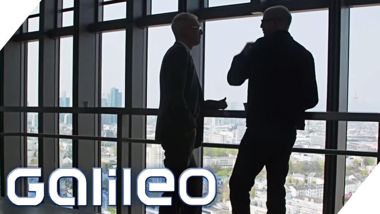 Hinter den Kulissen der Europäischen Zentralbank | Galileo | ProSieben