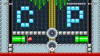 Cannon Sinks (Shell Jump): Beating Super Mario Maker's HARDEST Levels?