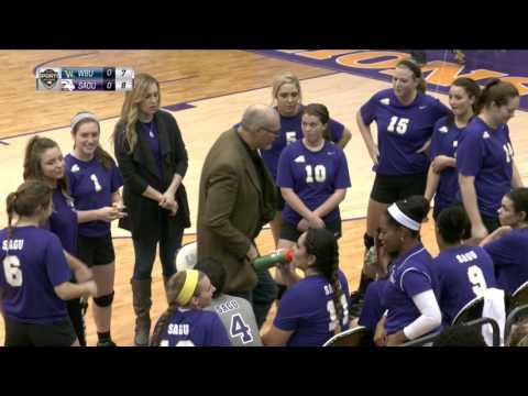 Wayland Baptist vs SAGU » College Volleyball 2015