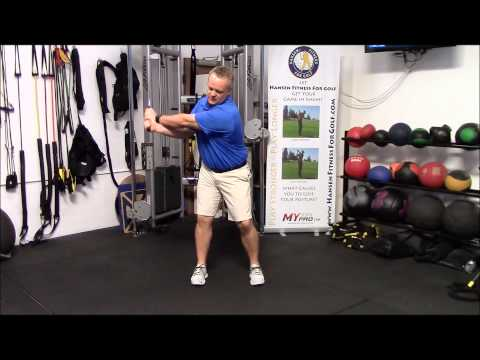 3 Stretches for More Shoulder Turn in Your Golf Swing!