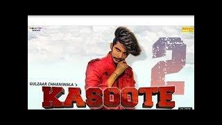 Kasoote 2 Teaser 2019 Coming soon..... Full song Gulzaar chhaniwala