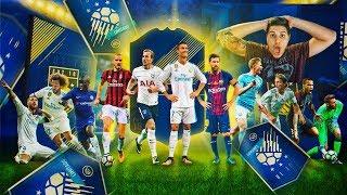 300 SOBRES DE JUGADORES +81 GARANTIZADOS!!! | FIFA 18