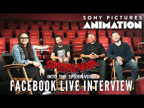 Facebook Live Q&A With Ava DuVernay | SPIDER-MAN: INTO THE SPIDER-VERSE