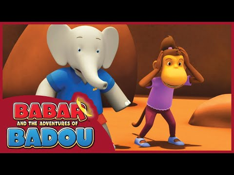 Babar And The Adventures Of Badou | The Zip-Zap/ No Small Parts - Ep.  31