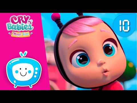 Сборник 10мин.! 😎 CRY BABIES 💧 MAGIC TEARS 💕 Детский мультфильм 🎈 Для зрителей старше 0-х лет