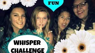 Whisper Challenge! Thumbnail