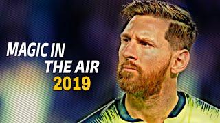 Gambar cover Lionel Messi 2019 ● MAGIC SYSTEM - Magic in the Air ● Crazy Skills & Goals
