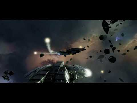 Battlestar Galactica deadlock PVP game, you can keep those missiles |