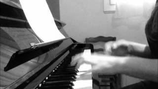 Addams Family : Theme Song - Piano ( By BK )