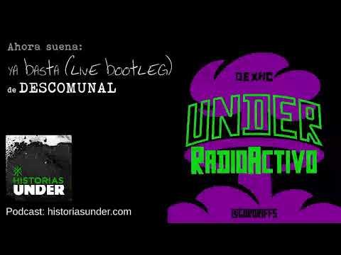 Under RadioActivo: Metal Hardcore y Punk de Ecuador [STREAM 24/7]