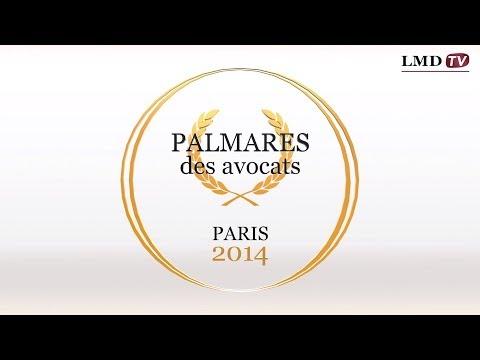 Palmarès des avocats d'affaires Paris - 27 mars 2014