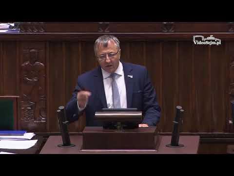 Józef Brynkus  – wystąpienie z 14 grudnia 2017 r.