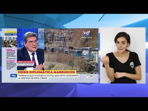 Escrivá anuncia en Antena 3 que Ceuta recibirá 10 millones de euros