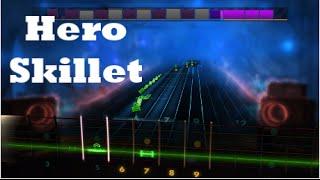 Hero - Skillet Guitar Cover -- Rocksmith 2014 Custom Songs