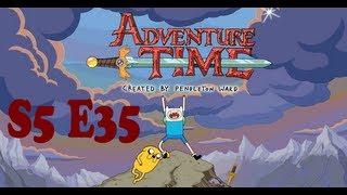 TVlogs: Adventure Time S5 E 35- Love Games