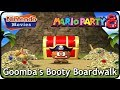 Mario Party 8 - Goomba's Booty Boardwalk (3 Players, Very Hard Difficulty)
