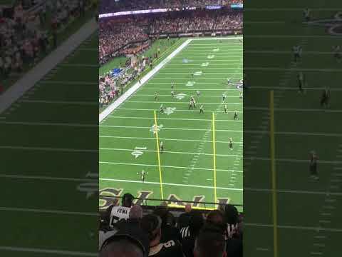 Saints Game Winning Drive and 58 Yard Field Goal vs Texans LIVE REACTION