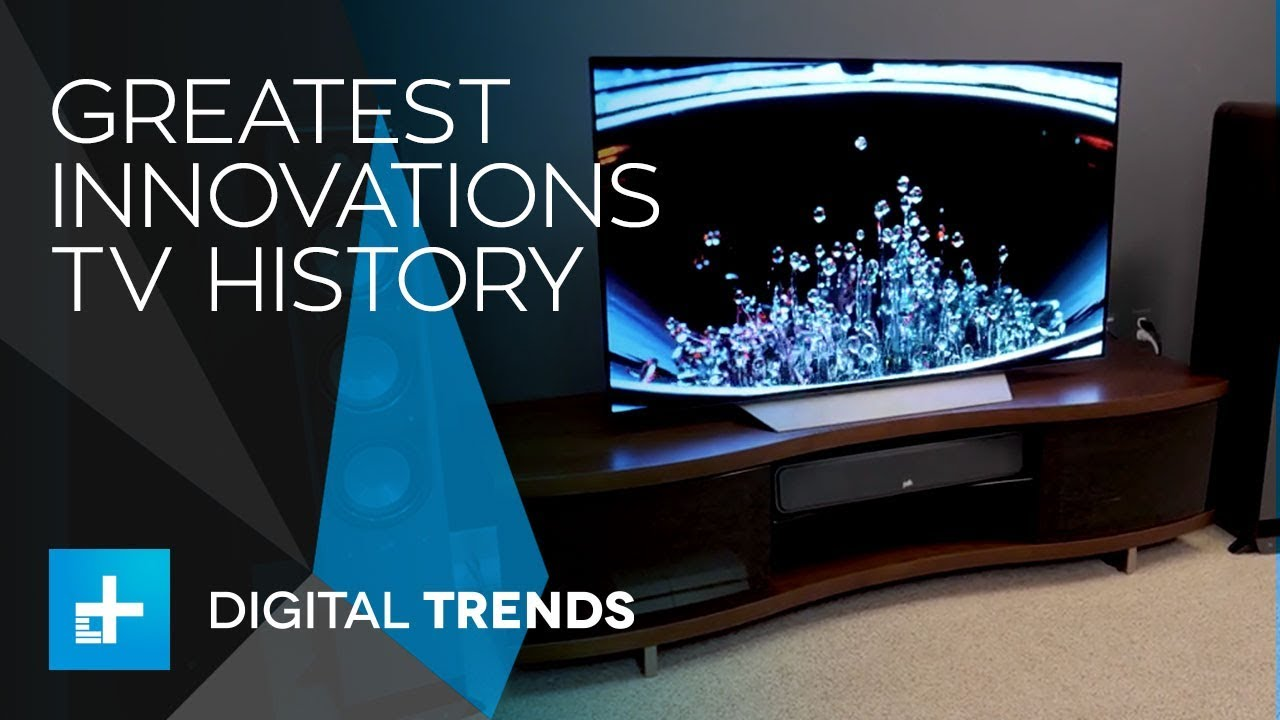 The 6 greatest innovations in the history of Television