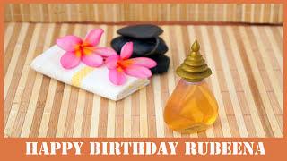 Rubeena   Birthday Spa - Happy Birthday